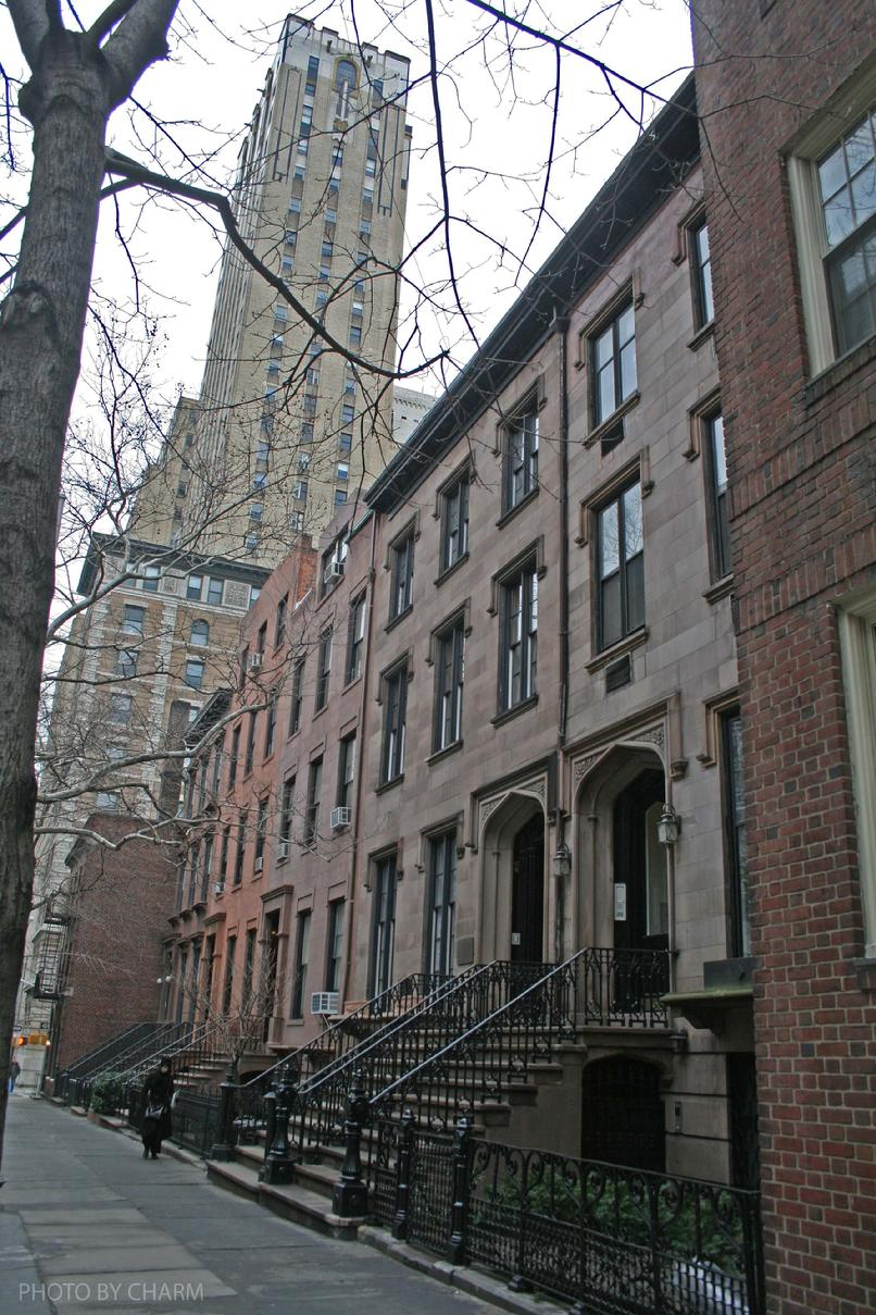 BROOKLYN HEIGHTS BROWNSTONES