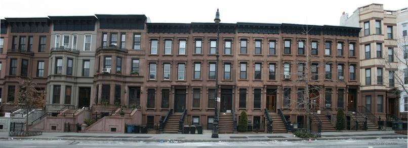 PARK SLOPE BROWNSTONES