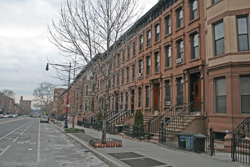 PARK SLOPE BROOKLYN BROWNSTONES